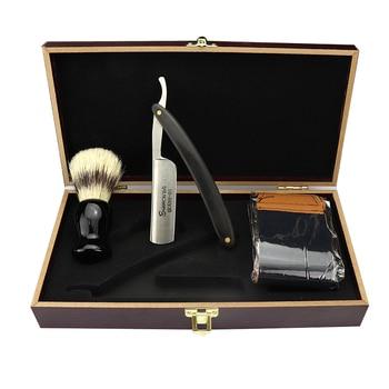Afeitadora De afeitar profesional Rasoir De Barbier De acero inoxidable De alta calidad para mujer maquinilla De afeitar cuerpo masculino
