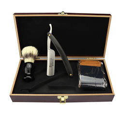 Profesional Barbero cuchilla afeitar recto Rasoir De Barbier alta calidad Acero inoxidable mujeres Razor hombre cuerpo cara axila