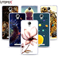 For Micromax AQ5001 Case Silicon Soft Plastic Case lion Flower Cover Coque For Micromax AQ5001 5.0 Cover Fundas Phone Case