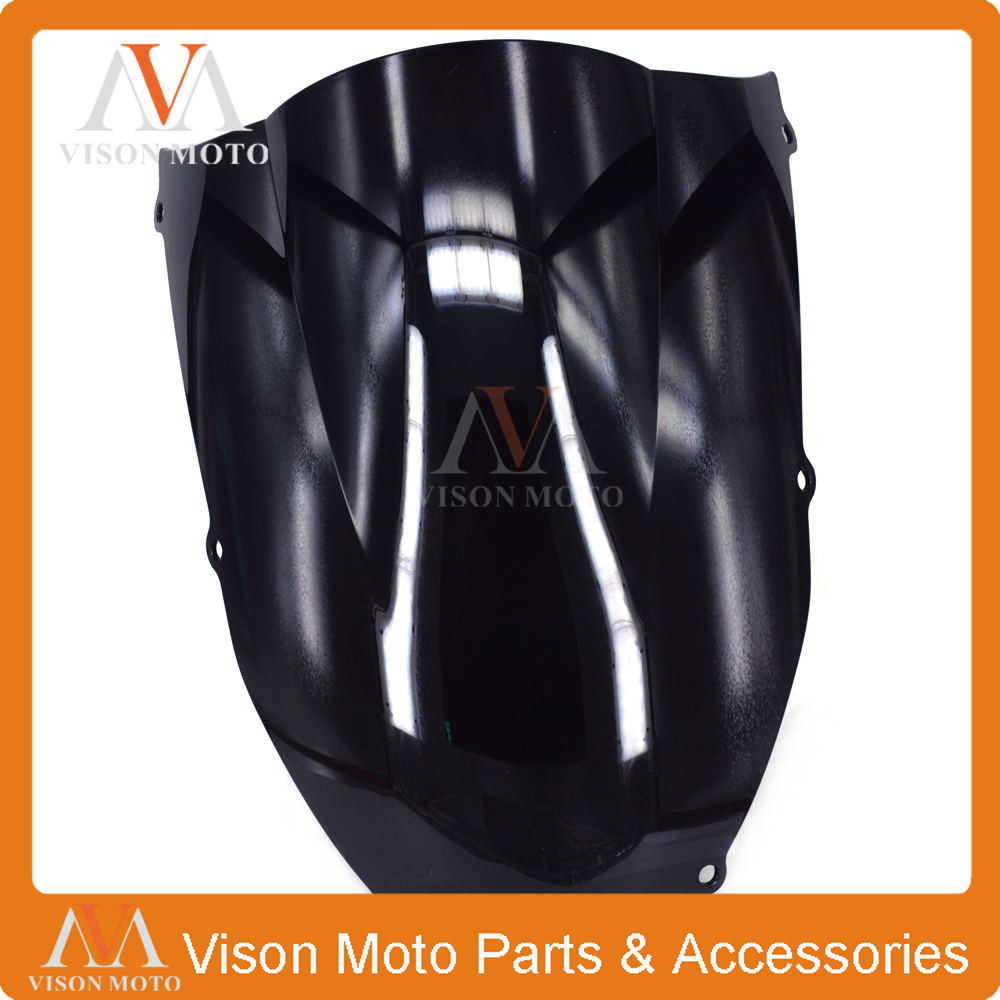 Motorcycle windshield windscreen pare brise smoke for