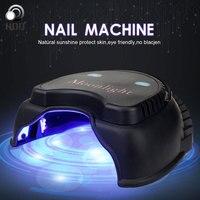 NOQ лампа аппарат для маникюра светодиодный ногтей машина Светотерапия ногтей лампы лампе Ongle UV гель светодиодный Gel 64 Вт сушилка для ногтей о