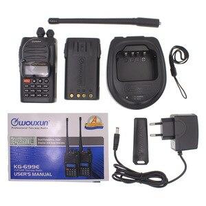 Image 5 - Jancore wouxun KG 699E 66 88 mhz walkie talkie com display lcd ip55 impermeável 1700mah kg699e handheld rádio em dois sentidos