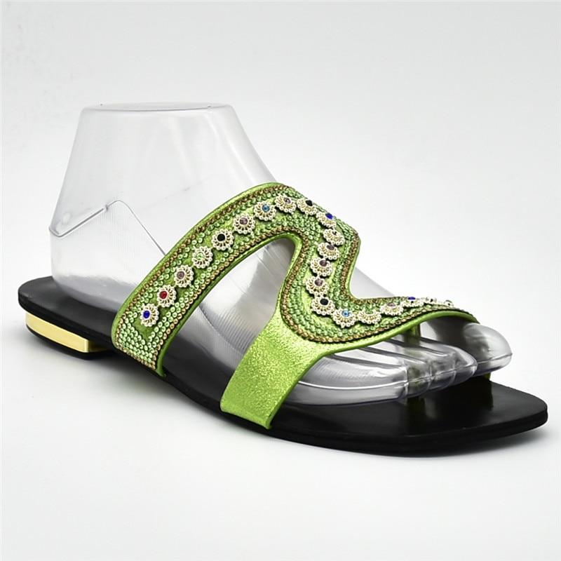 Pompes Dames Bas Noir argent Slip Avec rose Rouge vin Partie Pour vert Chaussures De bleu Luxe or Talons on Femmes Talon Sandales fz7pq