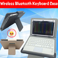 Nueva Bluetooth Wireless Keyboard Case para Asus VivoTab Note 8 ( M80TA ) 8 pulgadas win8 Tablet PC envío gratis y 4 útil regalos