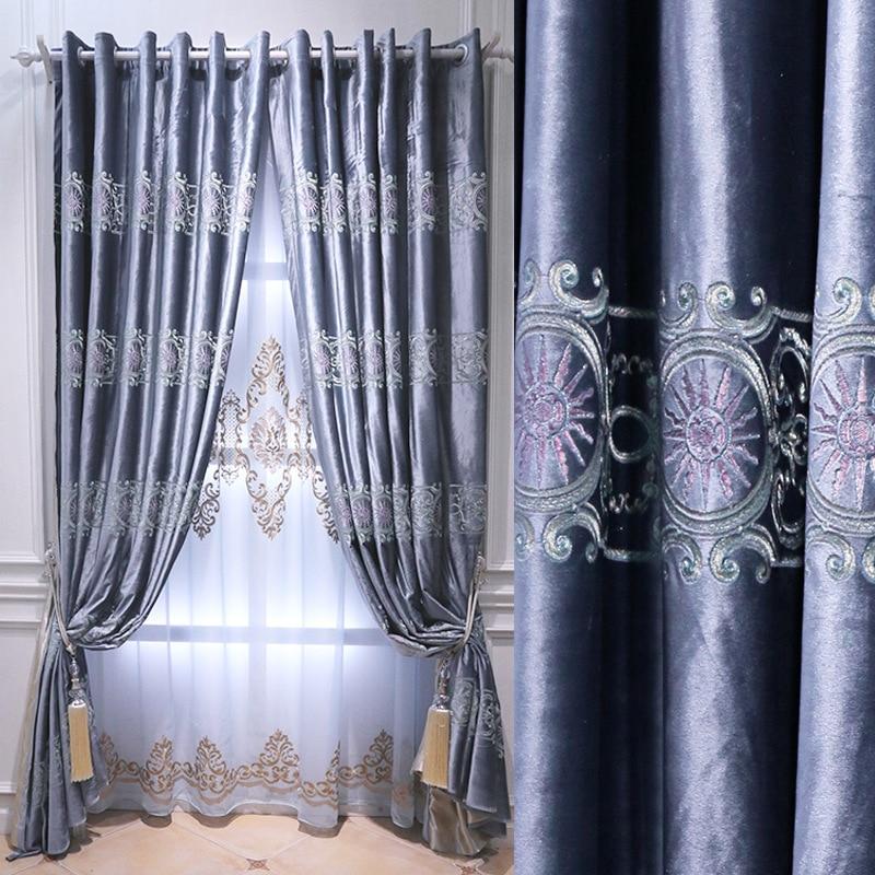 Popular European Style Curtains-Buy Cheap European Style