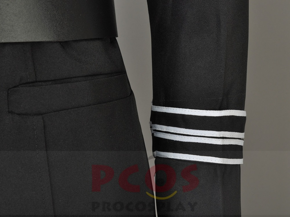 Star Wars:The Last Jedi First Order Armitage Hux Cosplay Costume  No shoes