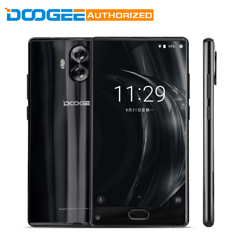 DOOGEE Mix Lite 4G Smartphone Android 7 0 5 2 inch MTK6737 Quad Core 2GB RAM
