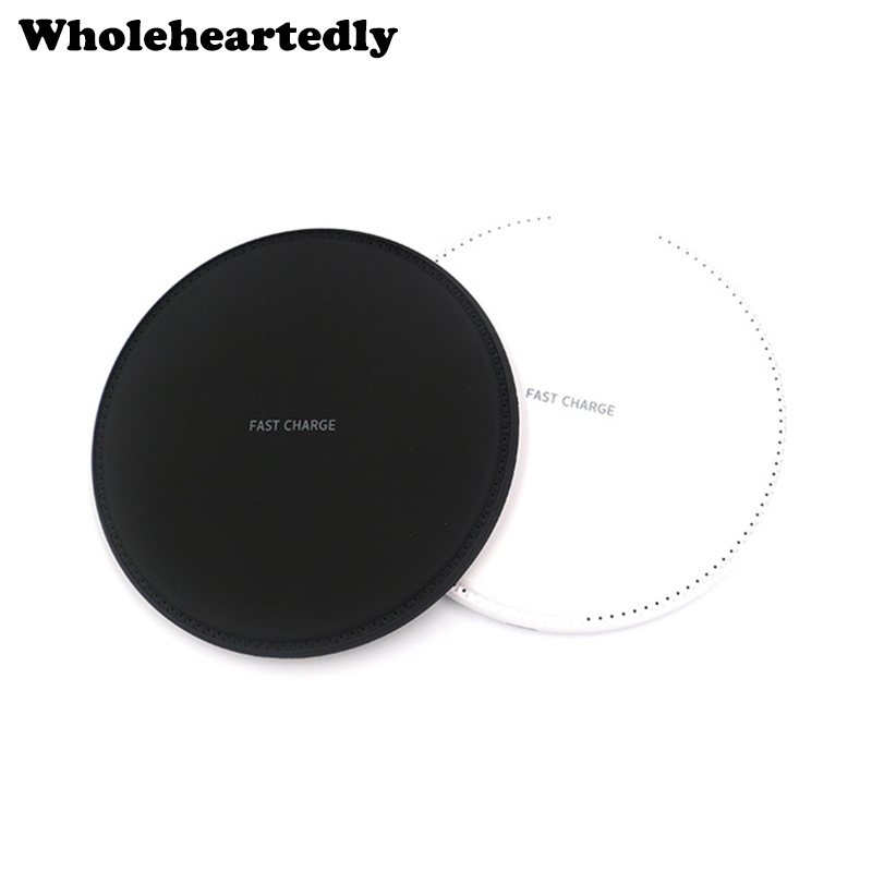 WHOLEHEARTEDLY Charging Pad <font><b>board</b></font> QI Fast Wireless Charger for Samsung Galaxy S6 S7 S8 edge <font><b>Note</b></font> 5 <font><b>8</b></font> for iPhone X <font><b>8</b></font> Plus iPhoneX image