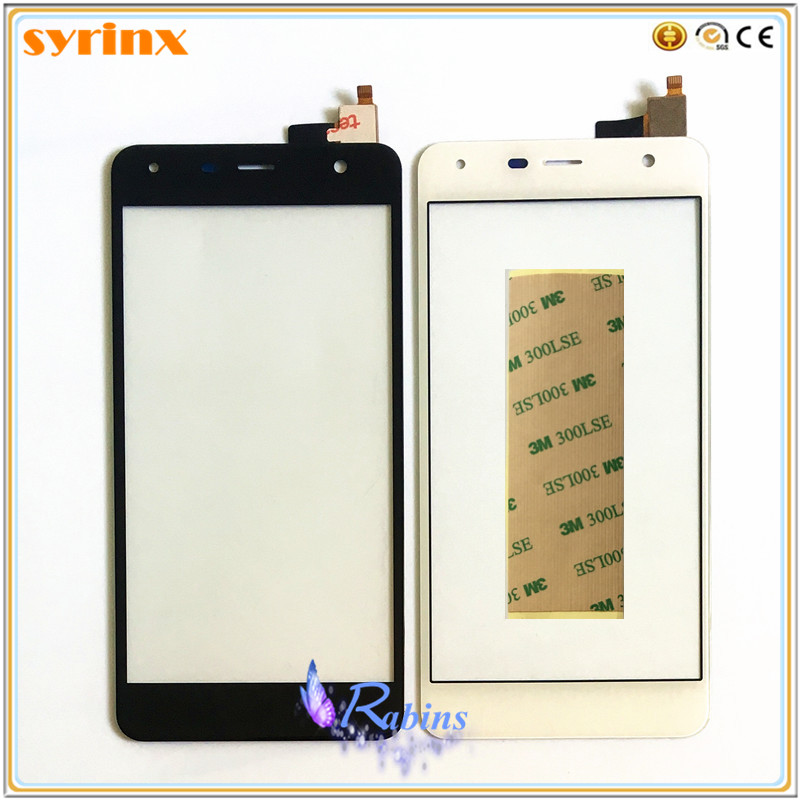 SYRINX <font><b>Touch</b></font> Screen For Fly <font><b>fs517</b></font> cirrus 11 FS 517 Touchscreen Digitizer Front Glass <font><b>Touch</b></font> Panel Sensor 3m Tape Touchpad image