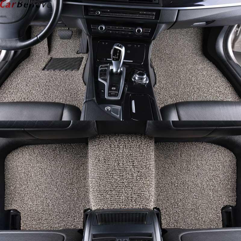 Car Wind car floor mat For Land Rover Range Rover freelander 2 discovery 3 evoque Velar accessories carpet rugs