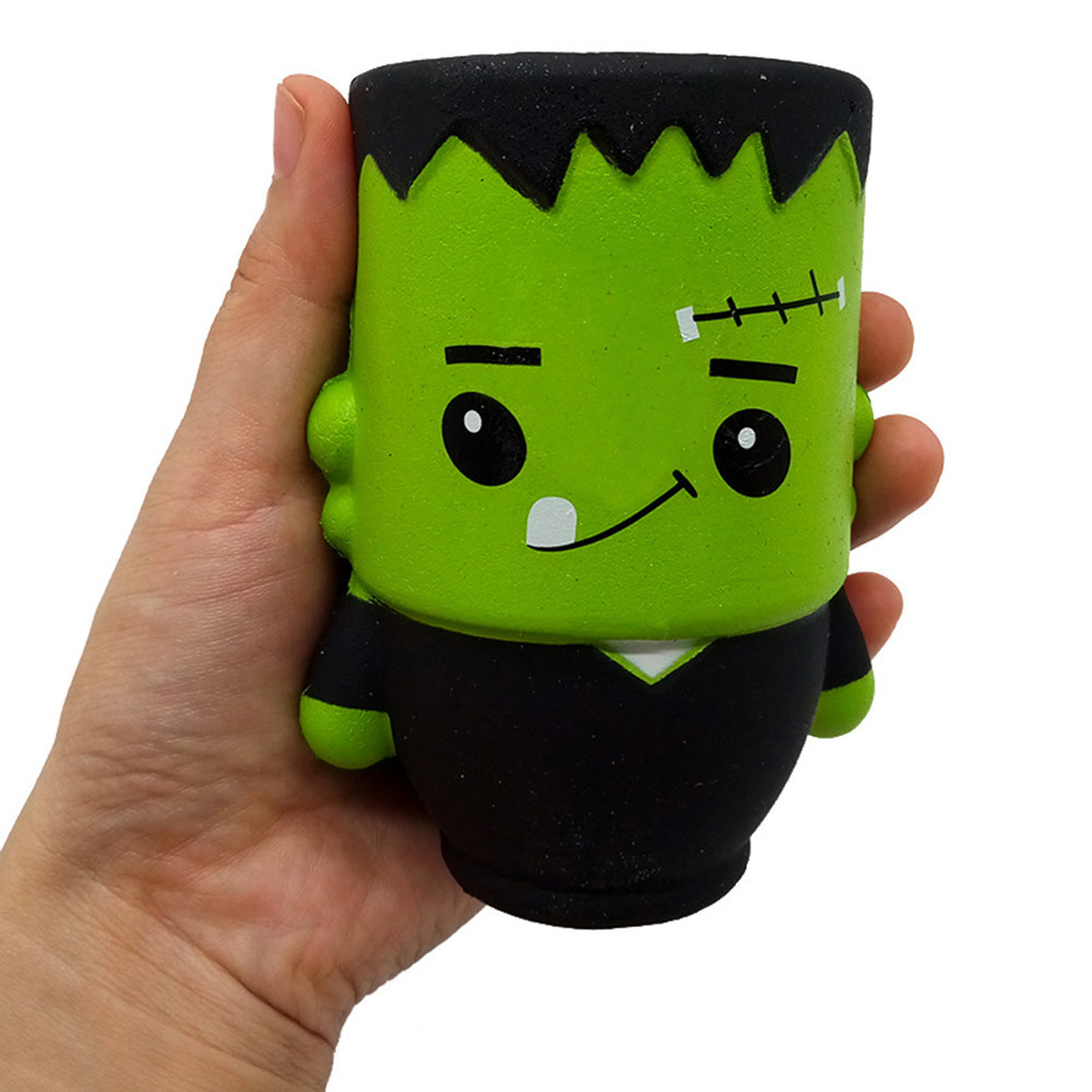 Hulk Wizard Squishy 5