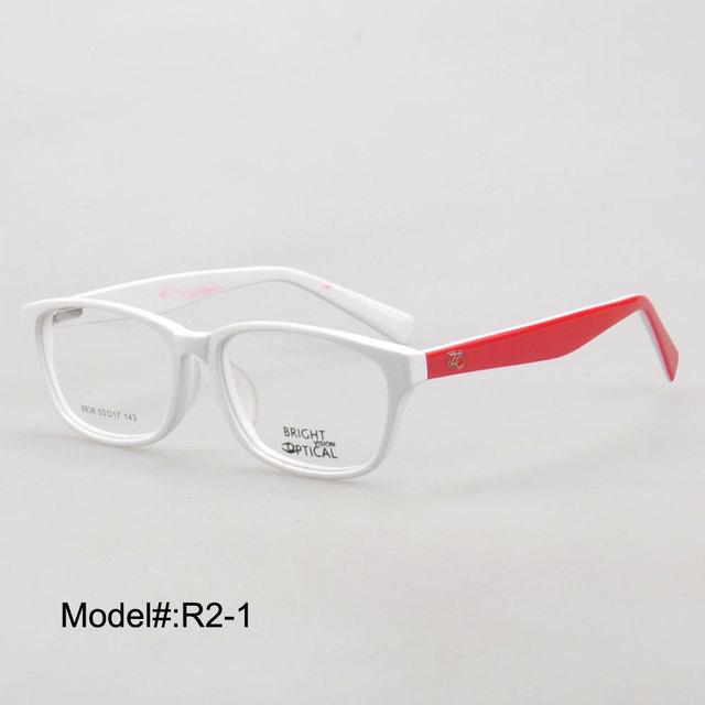 Grandes ventas R2 5 unids/lote montura completa unisex miopía gafas ...