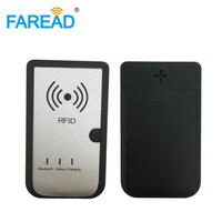Bluetooth 13.56MHz HF ISO18092 Ntag213/216 NFC RFID Reader for E wallet, E commerce