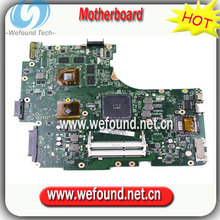 100% Working Laptop Motherboard for asus N53TA Mainboard full 100%test