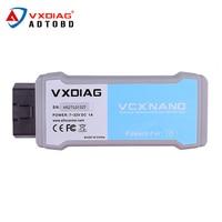 VXDIAG VCX NANO for TOYOTA TIS Techstream V10.10.018 Compatible with SAE J2534 VXDIAG for Toyota Diagnostic Free Shipping