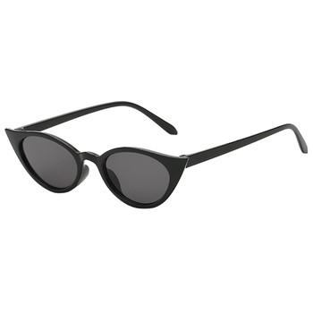 Okulary przeciwsłoneczne kobiety Unsex Vintage kocie oko nieregularny kształt okulary okulary okulary w stylu Retro okulary ochronne okulary przeciwsłoneczne damskie tanie i dobre opinie Unisex Z tworzywa sztucznego Stałe Sunglasses FRAMES Okulary akcesoria sunglasses women sunglasses men sexy sunglasses women