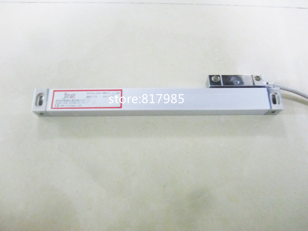 Usine meilleur prix échelle linéaire 5 microns encodeur linéaire 120 170 220 270 320 370 420 470 520mm règle linéaire optique livraison gratuite