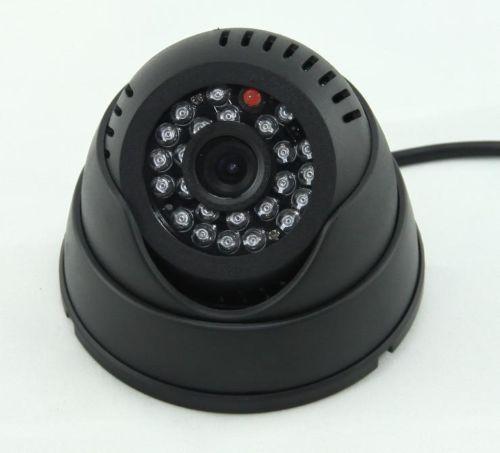 ФОТО CCTV Security Camera Micro SD/TF Card Slot DVR  BNC/TV-OUT 480TVL 3.6mm Lens