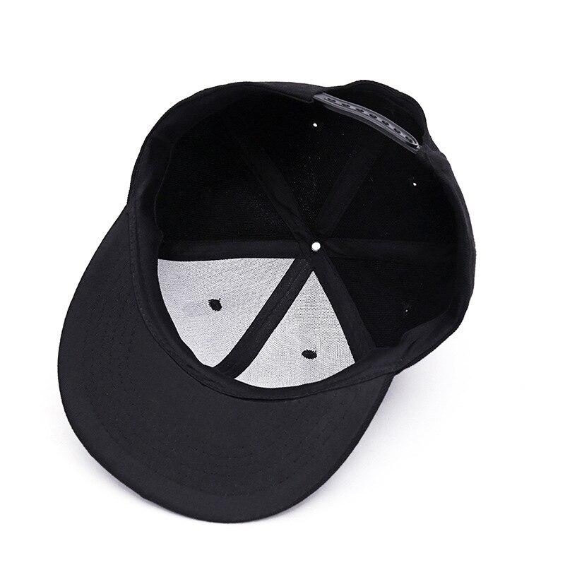 Unisex Baseball Cap Letter Embroidery 3D Snapback Men Women Hip Hop Flat Caps Outdoor Sports Hat Metal Mulisha Casquette CP0059 (5)