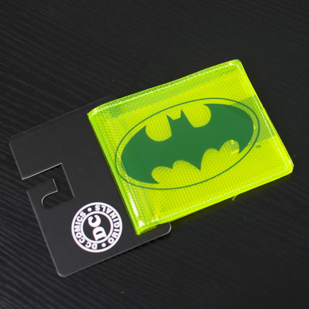 DC Marvel Comics Men Transparent Wallets Batman PVC Card Holder Top Brand Dollar Bags Casual Purse Male Female Gift Wallet batman detective comics volume 9 gordon at war