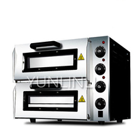 Commercial Electric Oven Double layered Baking Machine Large Capacity Toaster Commercial Baking Oven bst dkx02