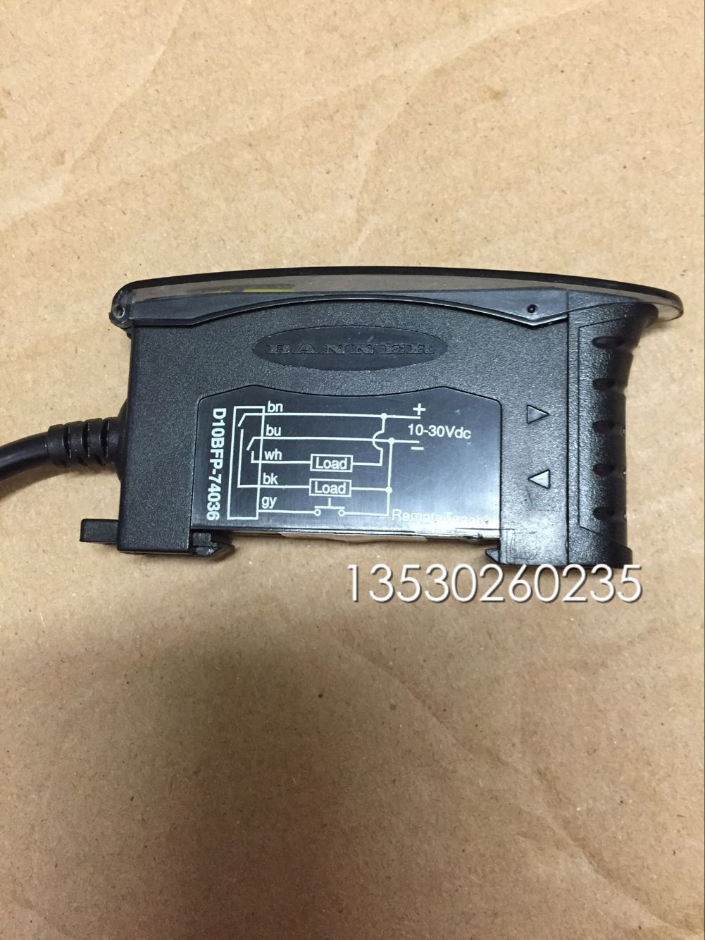 D10BFP-74036 Photoelectric Switch вертлюг helios тройной 12x14 14кг 10шт hs zpy 1007 12x14