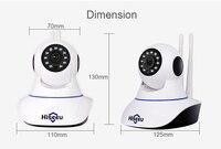 hiseeu 1080 р и IP-камера беспроводная домашняя охранная базе ip-камера видеонаблюдения беспроводной ночное видение камера видеонаблюдения детский монитор 1920*1080