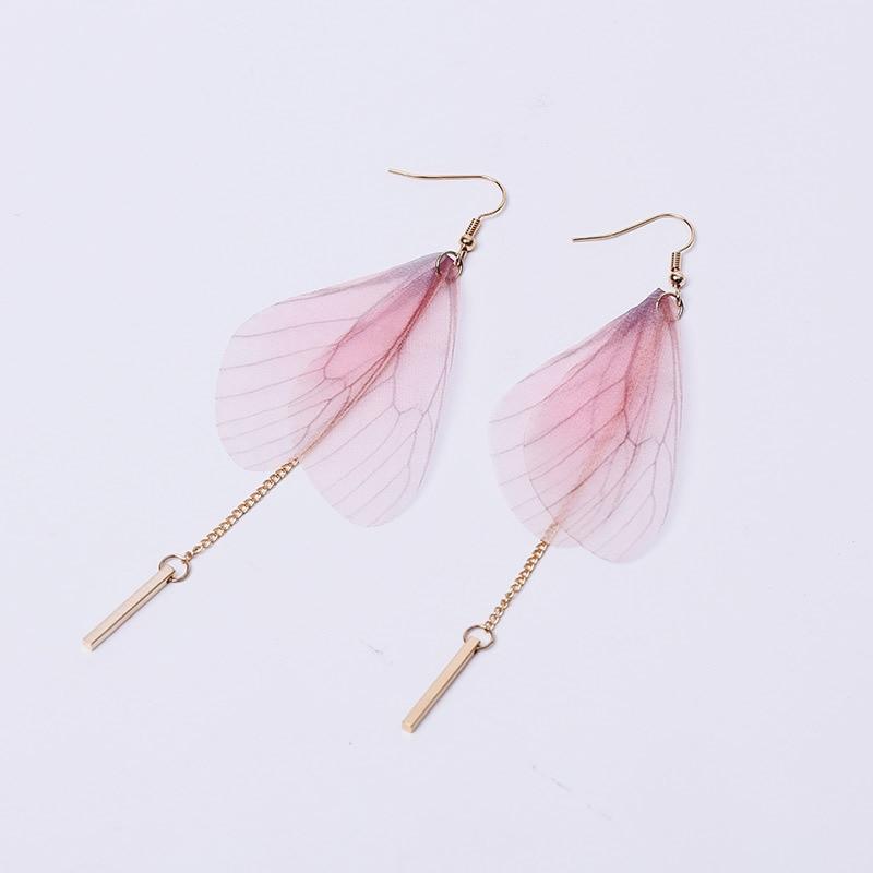 Vrouwelijke oorbellen Sieraden Bijoux Eenvoudige zoete - Mode-sieraden