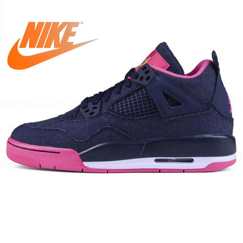 3900b6f1722 Original Authentic Nike Air Jordan 4 GS