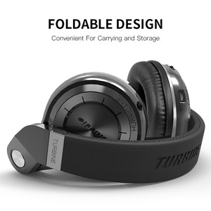 Image 4 - Bluedio T2S 블루투스 헤드폰 무선 헤드폰 스테레오 블루투스 헤드셋 터빈 시리즈 클리어런스 가격
