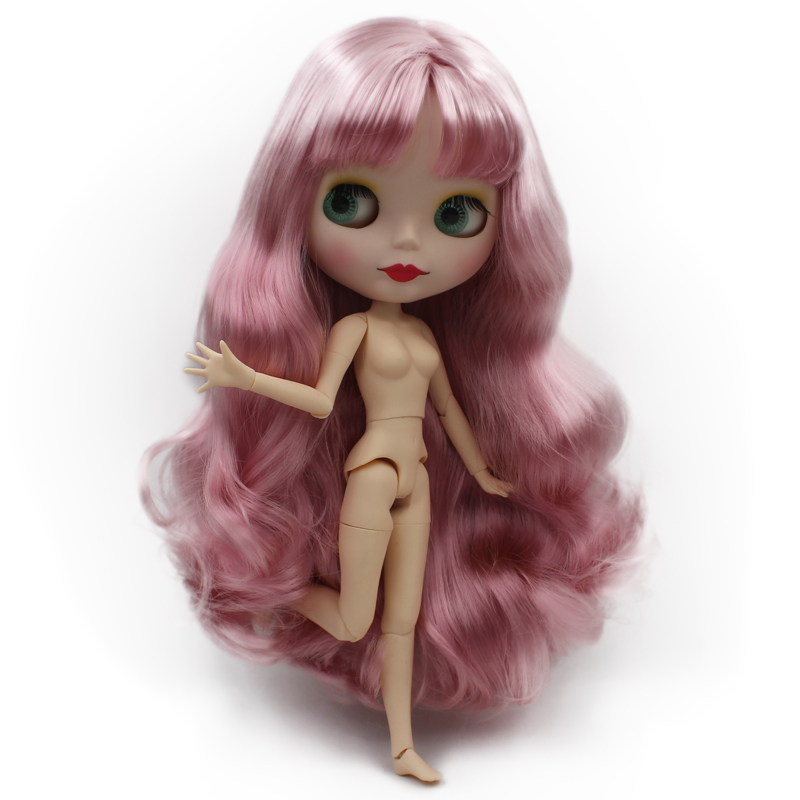 Blyth Doll BJD,Neo Blyth Doll Nude Customized Matte Face Dolls Can Changed Makeup and Dress DIY,1/6 Ball Jointed Dolls NO45Blyth Doll BJD,Neo Blyth Doll Nude Customized Matte Face Dolls Can Changed Makeup and Dress DIY,1/6 Ball Jointed Dolls NO45