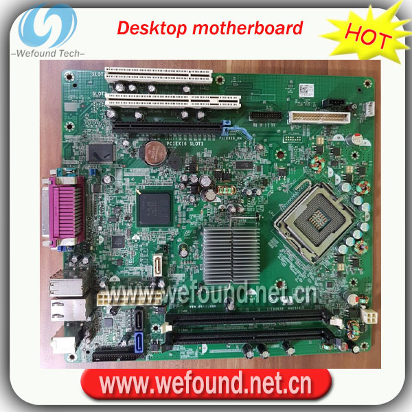 100% Working Desktop Motherboard For 360 0T656F T656F E93839 HA0326 System Board Fully Tested