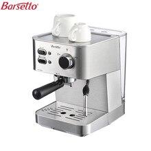 Barsetto BAA682E 220 В 1050 Вт Кофе машины Кофе эспрессо для бытовой ЕС