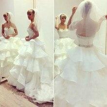 kejiadian 2019 Ball Gown Beaded Sweetheart Wedding Dresses