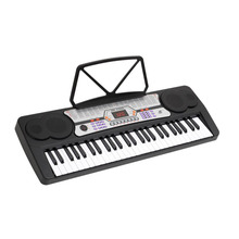 54 Keys Electronic Keyboard LED Electronic Organ 100 Timbres 100 Rhythms Electric Piano With Two Teaching Methods Hot Sale