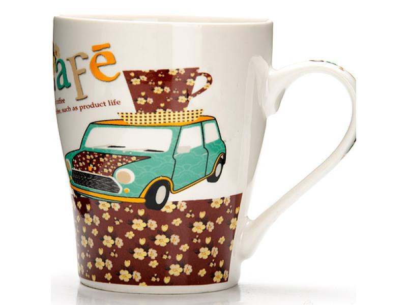 цены Mug LORAINE, Car, 340 ml