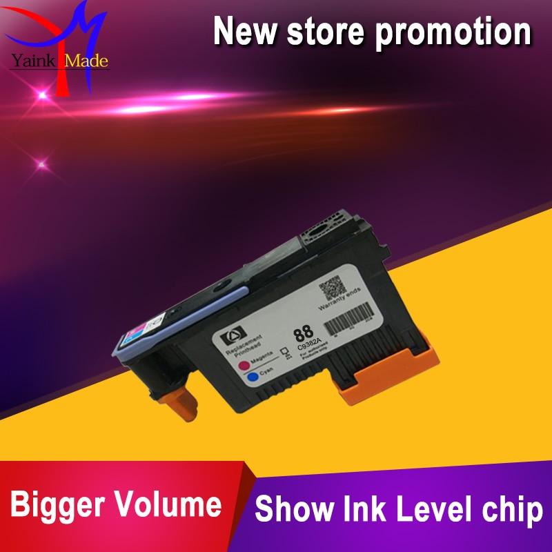 C+M for HP88 print head C9382a For hp 88 printer head for HP K550 K5300 K5400 K8600 L7000 L7480 L7710 L7750 L7780 printer m a c косметика украина