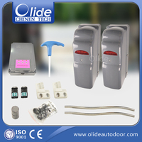 Automatic Swing Gate Opener Heavy Duty For Home Use Electric Swing Gate Operator Wheel Type