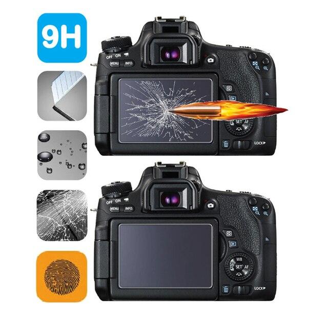 8e23a83926bfe 9 h vidrio templado protector de pantalla para nikon d800 d810 d800e ...