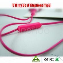 5PCS per lot Free Shipping Top Quality Cheap Brand Stereo Sports Earphone URB by Post or