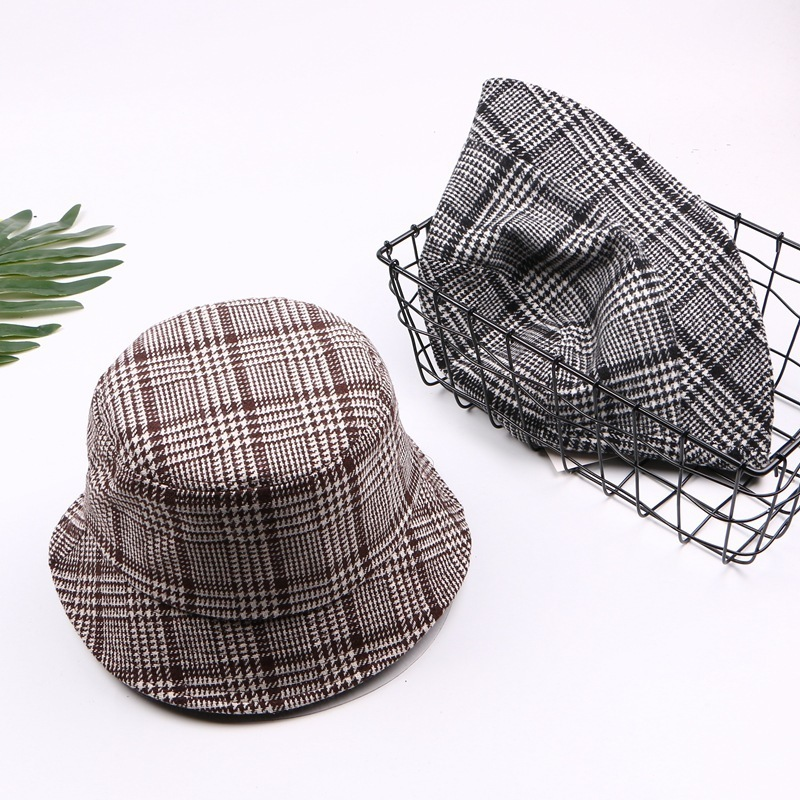 Unisex Panama Sun Hat Solid Flat Hip Hop Bucket Hat Sunscreen Men Fisherman Hats Women Vintage Street Bucket Caps