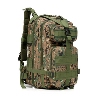 New Sale Jungle Digital Outdoor Army Backpack Rucksacks Camping Hiking Trekking Bag 30L