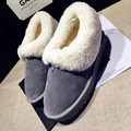 2016 Hot Sale Women Genuine Leather Snow Boots 100% Natural Fur Snow Boots Warm Wool Winter Boots Free Shipping-E