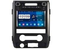 S160 Android Reproductores de audio para el coche para Ford F150 2009-2014 coche DVD GPS navegación unidad principal dispositivo BT WiFi 3G