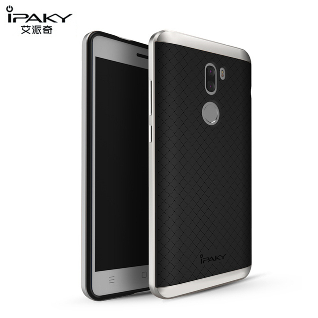 new product 26402 68b56 US $7.36 |Original Ipaky for Xiaomi Mi5S/ Mi5S Plus Case Cover PC Frame TPU  2 in 1 Phone Case for Xiaomi Mi 5S/ Mi 5S Plus Shockproof-in Fitted Cases  ...