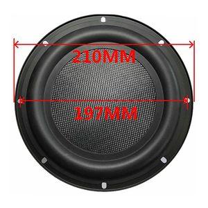 Image 5 - Alto falantes de áudio radiador passivo 8 Polegada radiadores de diafragma baixo subwoofer alto falante peças reparo acessórios diy teatro em casa