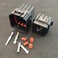 Yazaki 10 conjuntos Kit 16 Pin Way Impermeável Fio Conector Elétrico Plug conectores auto YL