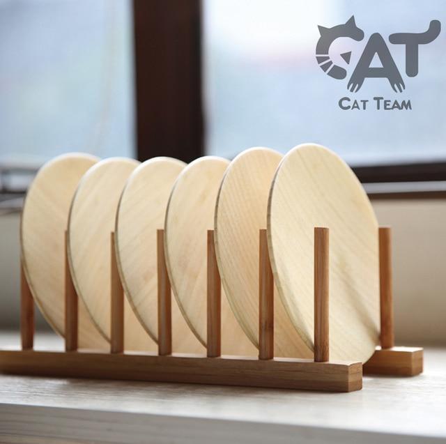 Bambù rack storage cucina ikea scaffali scolapiatti rack di ...