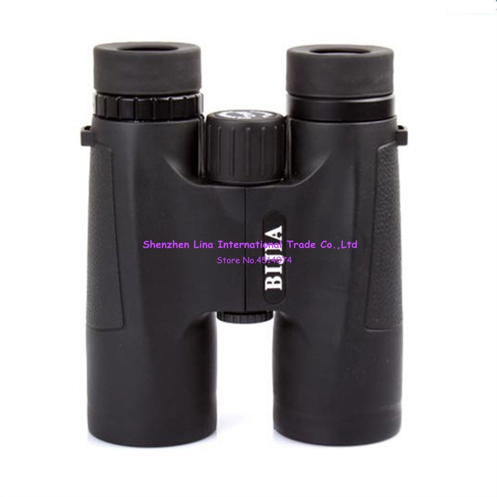 BIJIA nitrogen-filled waterproof binoculars HD high-power 100 low-light night vision 12X42 image