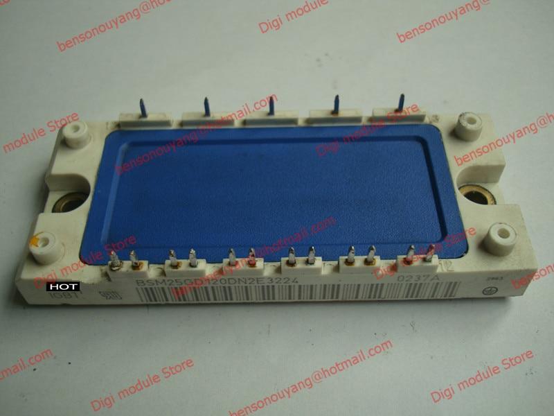 NEW LOT 1PCS BSM25GD120DN2E3224 or BSM25GD120DN2 EUPEC NEW free shipping